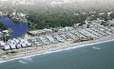 Ocean Lakes Family Campground Arial View
