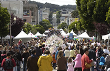 San Francisco easter parade