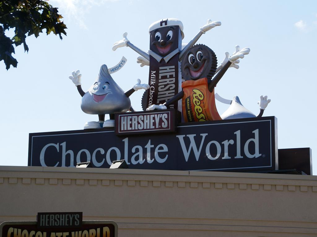 Chocolate World Hershey Pennsylvania