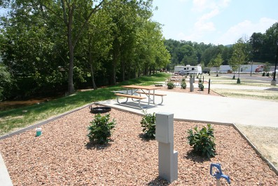 Pine Mountain RV Park RV Site