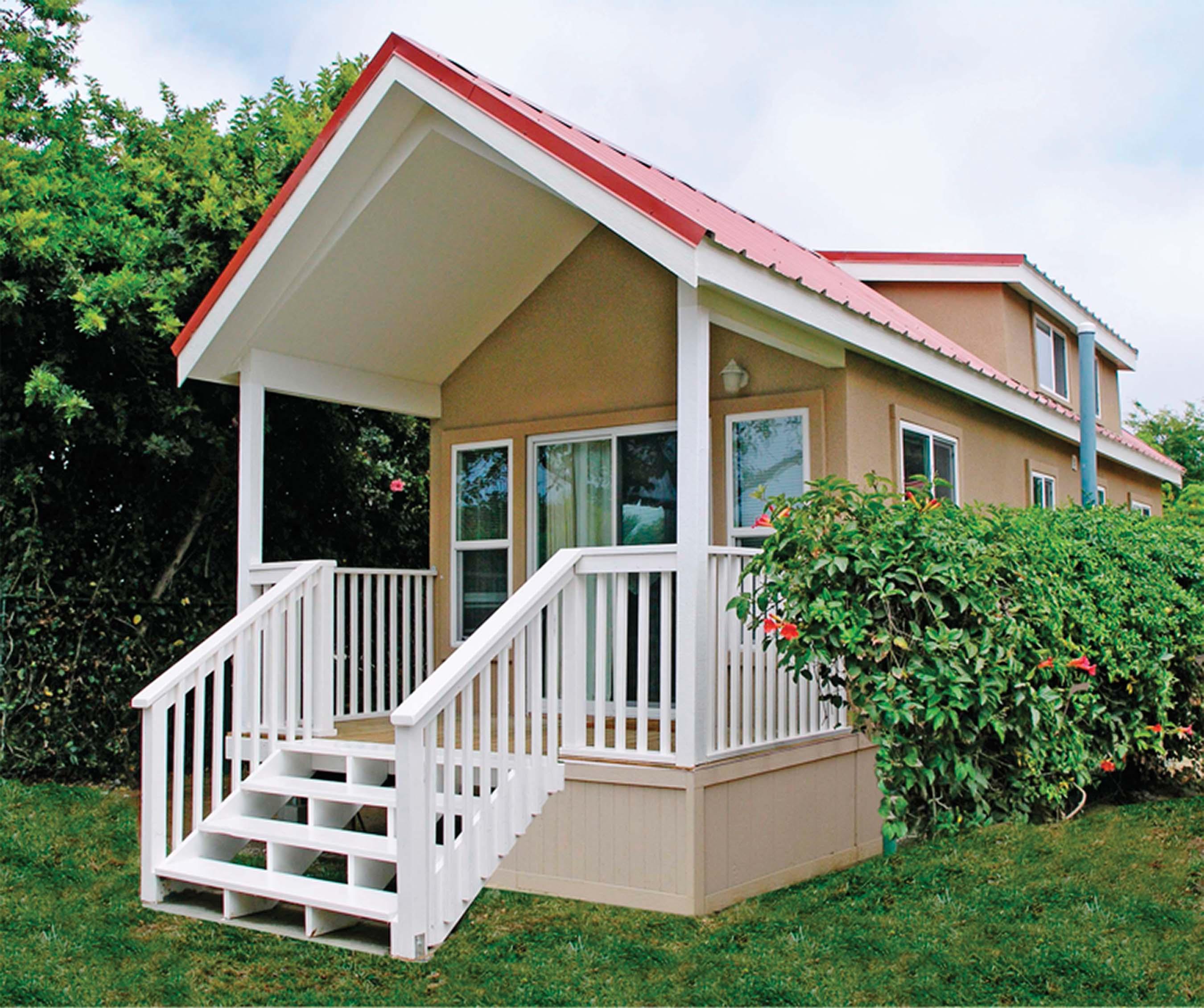 Newport Dunes Waterfront Resort Cottage