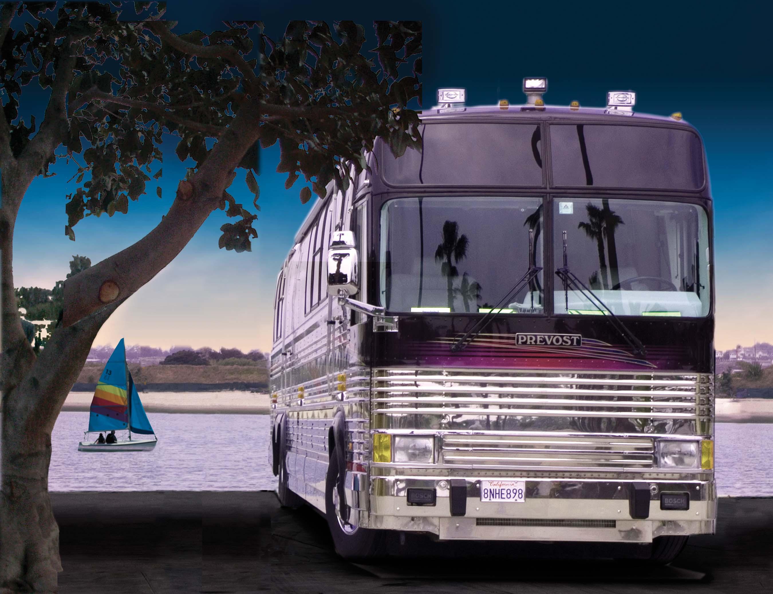 Newport Dunes Waterfront Resort RV site